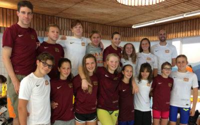 Baarer Nachwuchs glänzt als Team