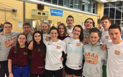 Erfreulicher Jahresabschluss für Baarer Schwimmer