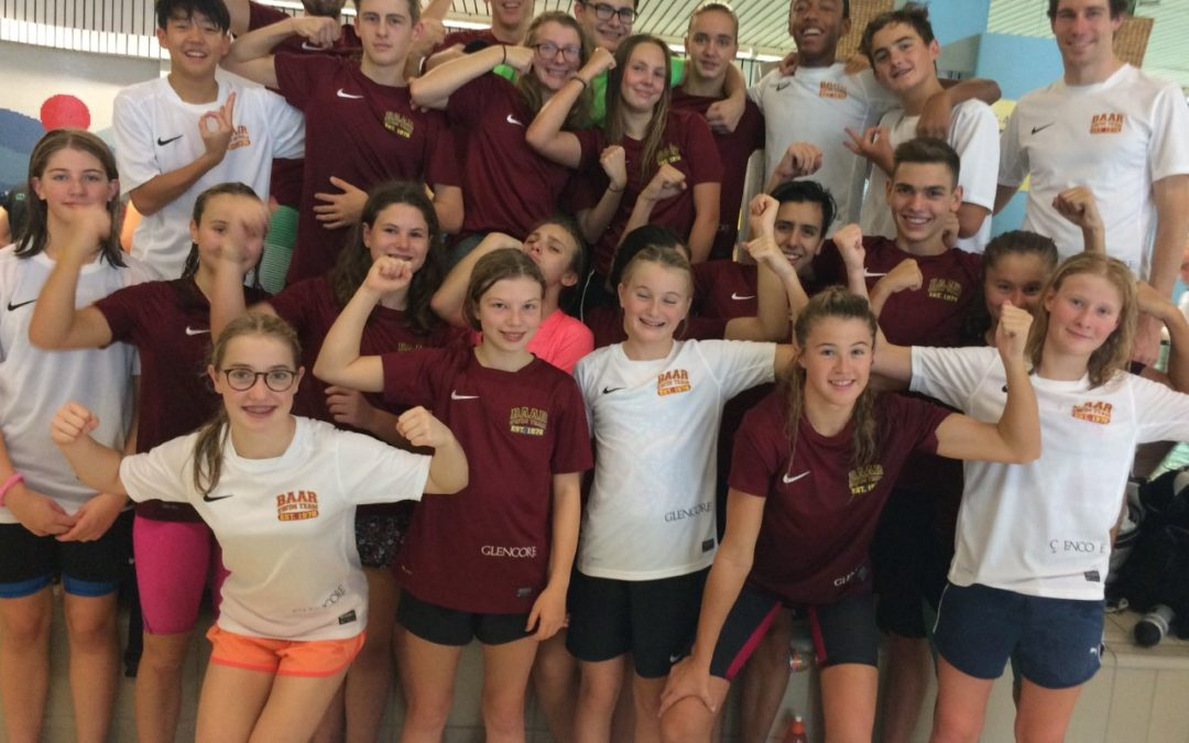 Baarer Nachwuchs überzeugt als Team