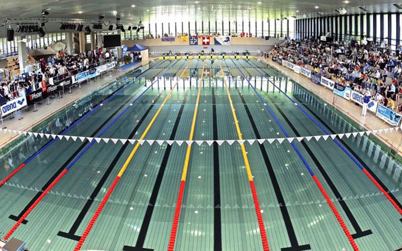 Gelungener Formtest für Baarer Schwimmer