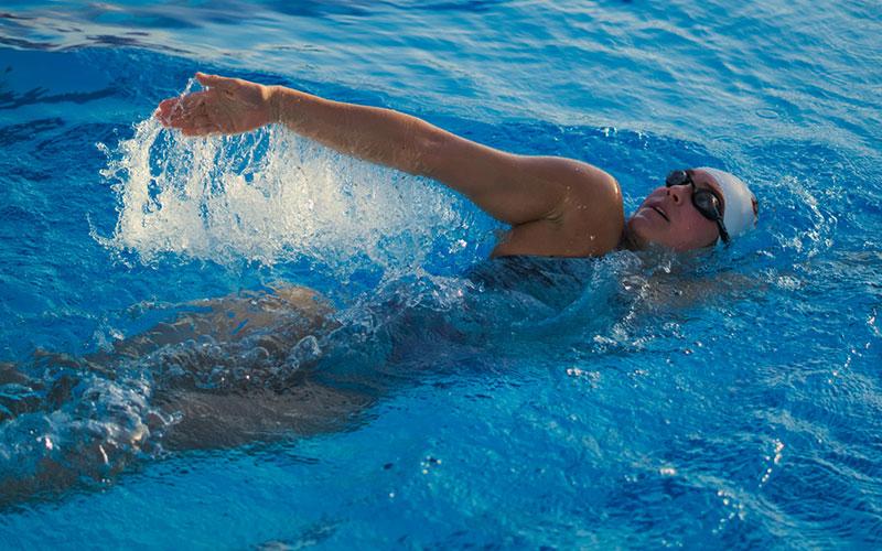 Erfolgreiches Wochenende der Baarer Schwimmer am Meeting Lemanique