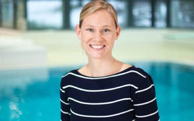 Trainerin Bronze Andrea Stehlin